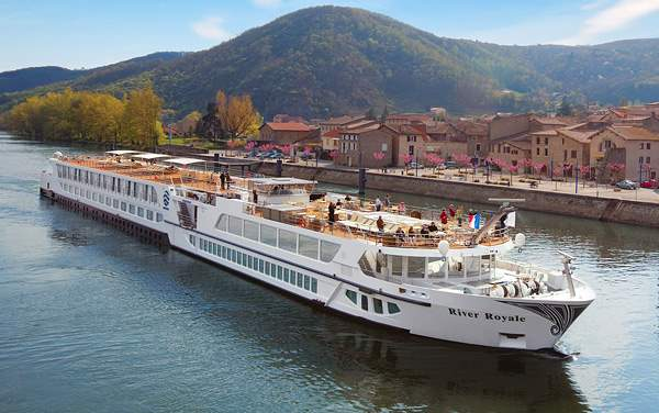 Uniworld River Cruises-River Royale