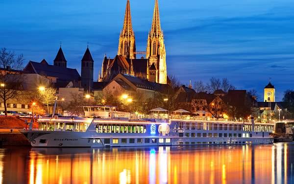 Uniworld River Cruises-River Princess