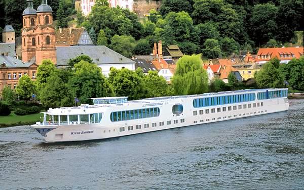 Uniworld River Cruises-River Empress