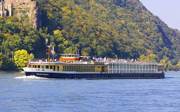 Uniworld River Cruises-River Queen
