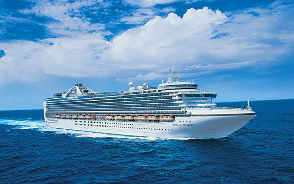 Princess Cruises-Emerald Princess
