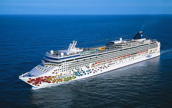Norwegian Cruise Line-Norwegian Gem