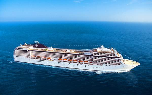 Msc Cruises-Msc Orchestra