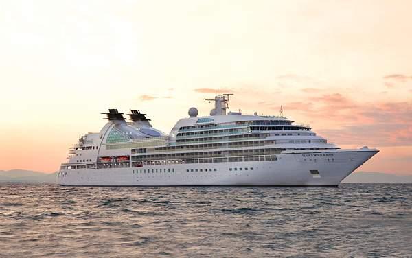 Seabourn Cruise Line-Seabourn Sojourn