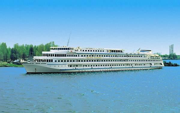 Viking River Cruises-Viking Rurik