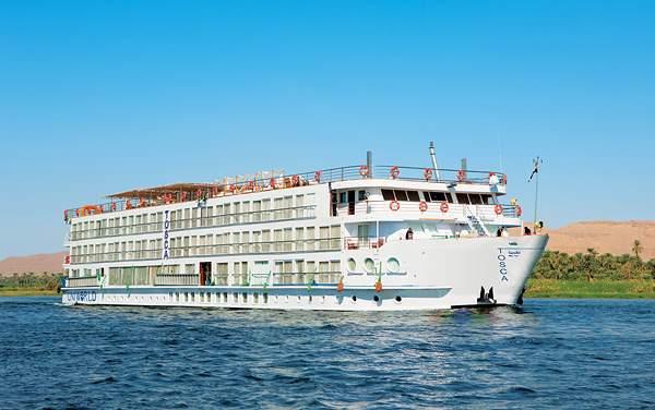Uniworld River Cruises-River Tosca