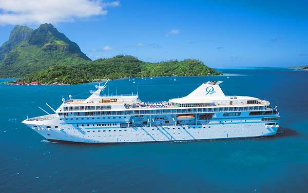 Paul Gauguin Cruises-M/S Paul Gauguin