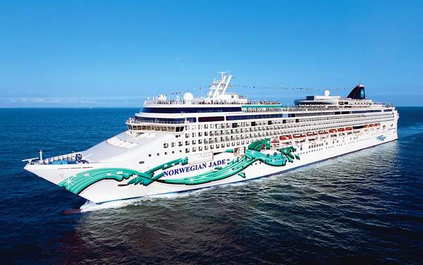 Norwegian Cruise Line-Norwegian Jade