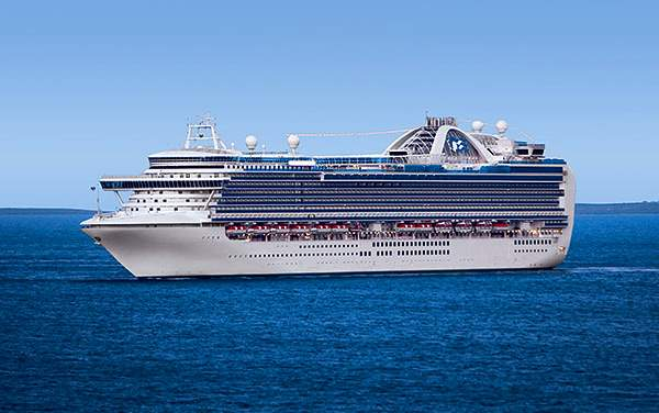 Princess Cruises-Ruby Princess