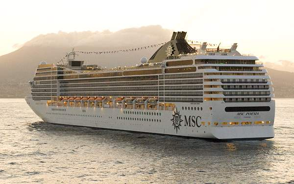 MSC Cruises-Msc Poesia