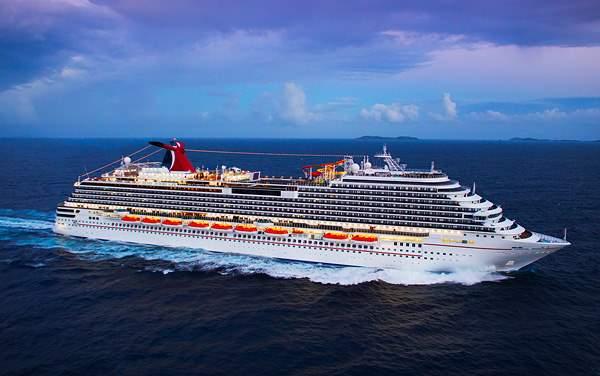 Carnival Cruise Line-Carnival Breeze
