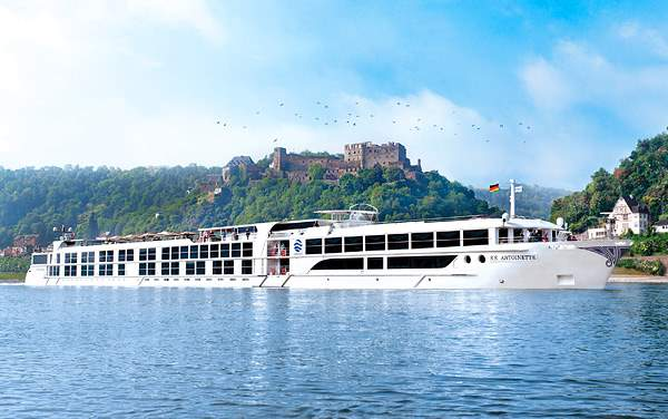 Uniworld River Cruises-S.S. Antoinette