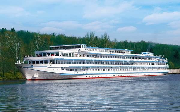 Uniworld River Cruises-River Victoria