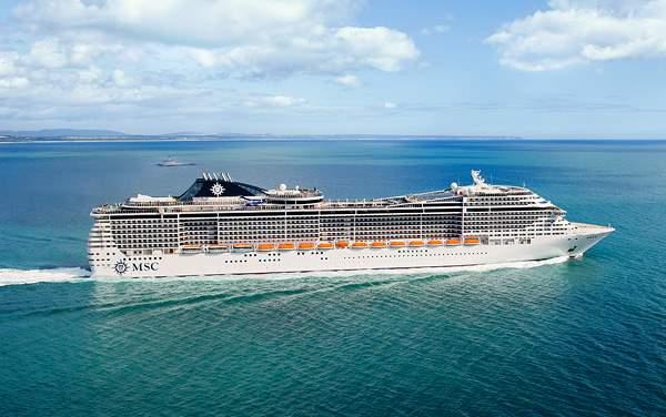 Msc Cruises-Msc Divina