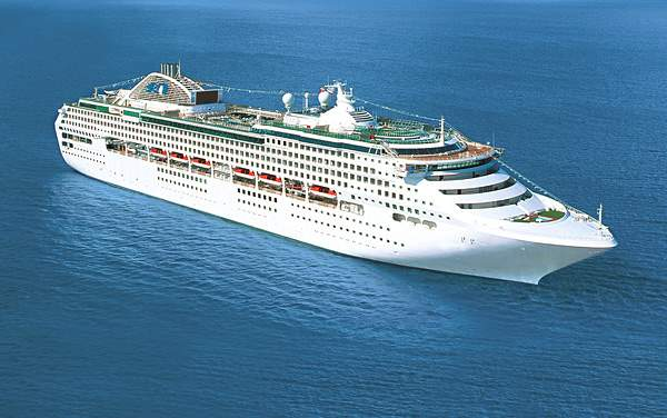 Princess Cruises-Sea Princess