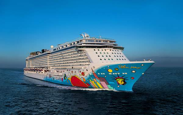 Norwegian Cruise Line-Norwegian Breakaway
