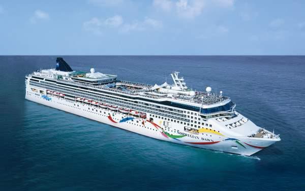 Norwegian Cruise Line-Norwegian Dawn