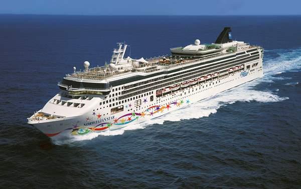 Norwegian Cruise Line-Norwegian Star