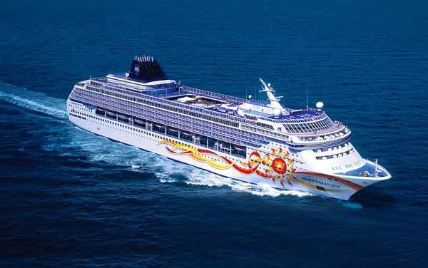 Norwegian Cruise Line-Norwegian Sun
