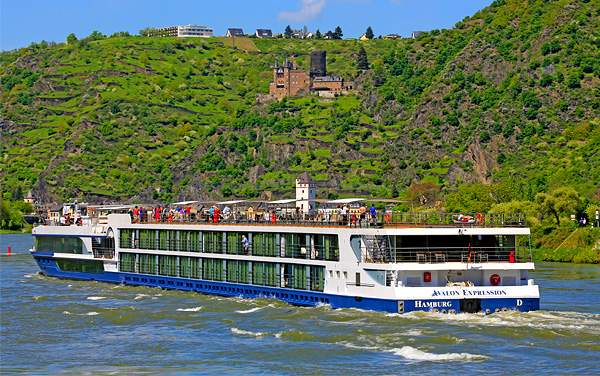 Avalon Waterways-Avalon Expression