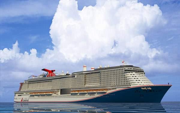 Carnival Cruise Line-Mardi Gras