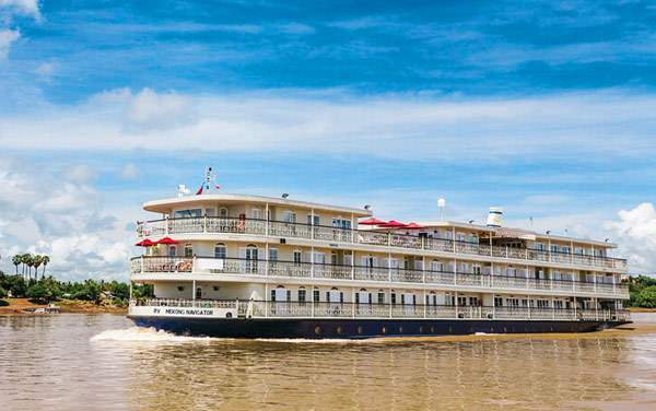 Uniworld River Cruises-Mekong Navigator