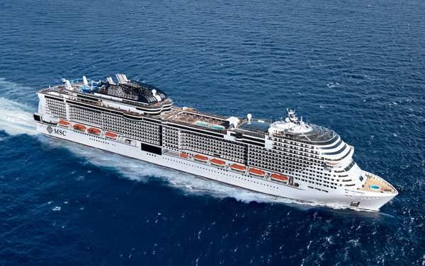 MSC Cruises-Msc Grandiosa
