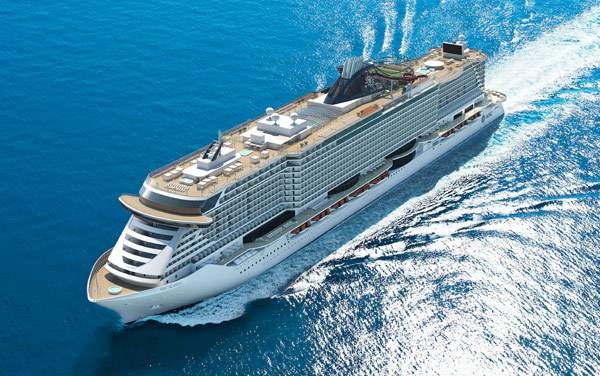 MSC Cruises-Msc Seaview