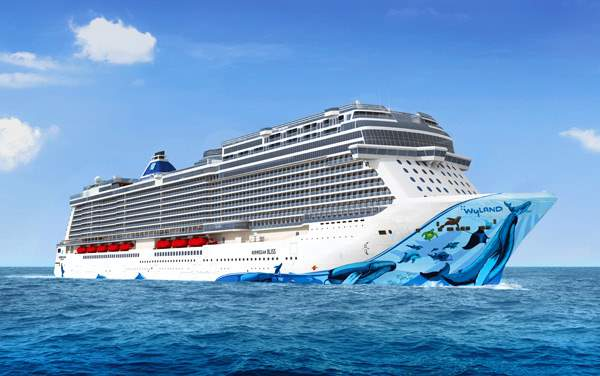 Norwegian Cruise Line-Norwegian Bliss