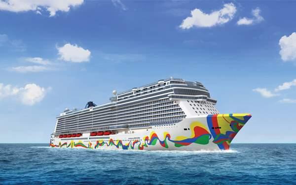 Norwegian Cruise Line-Norwegian Encore