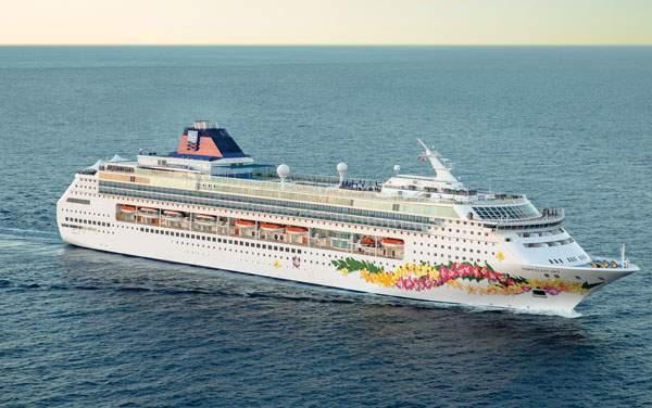 Norwegian Cruise Line-Norwegian Sky