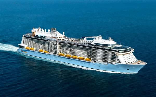 Royal Caribbean International-Odyssey Of The Seas