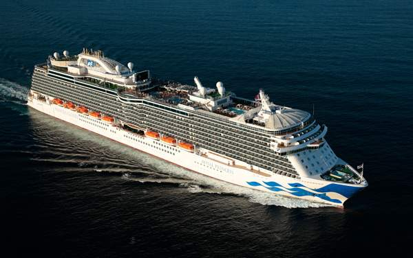 Princess Cruises-Royal Princess