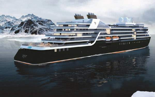 Seabourn Cruise Line-Seabourn Venture