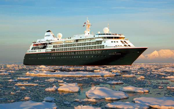 Silversea Cruises-Silver Cloud Expedition