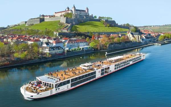 Viking River Cruises-Viking Vali