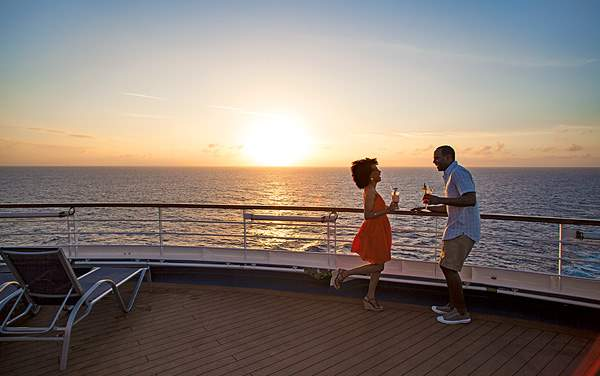 Carnival Cruise Line-Transatlantic