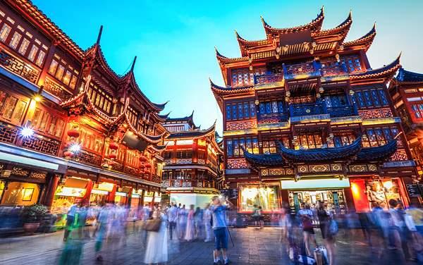 Avalon Waterways-China
