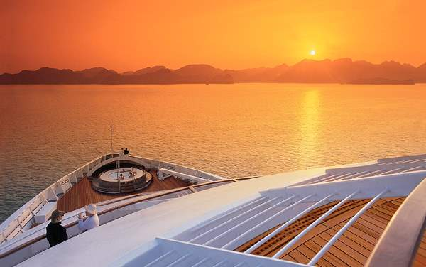Seabourn Cruise Line-Southern Caribbean
