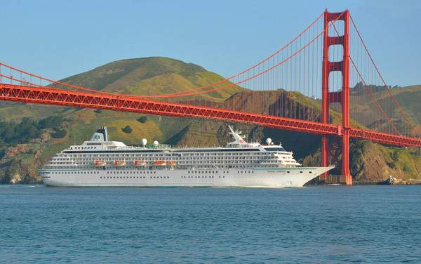 Crystal Ocean Cruises-U. S. Pacific Coast