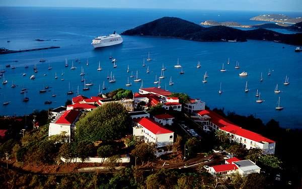 Crystal Cruises-Caribbean