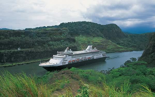 Holland America Line-Panama Canal