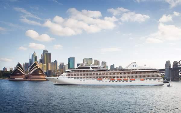Oceania Cruises-Australia/New Zealand