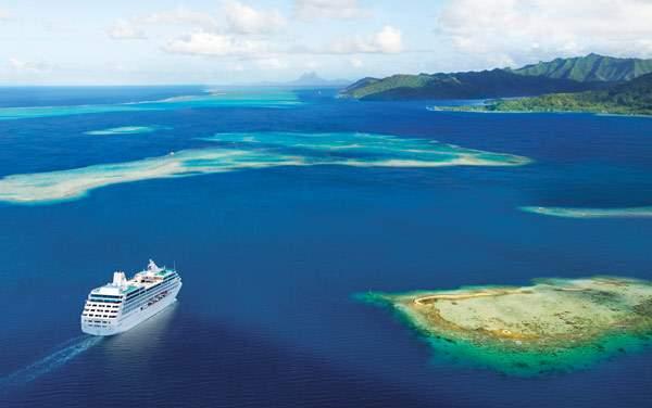 Princess Cruises-Transpacific