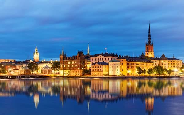 Regent Seven Seas Cruises-Northern Europe
