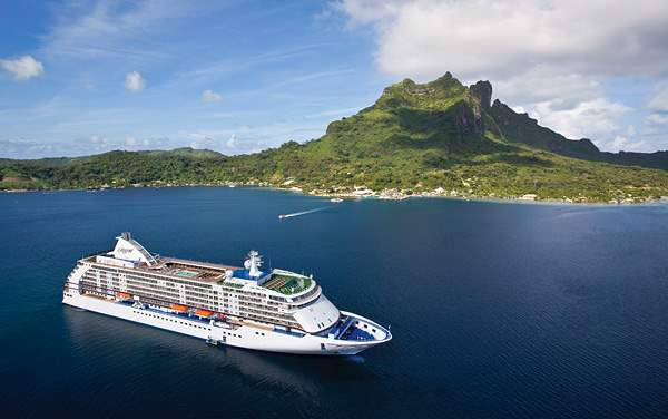 Regent Seven Seas Cruises-South Pacific / Tahiti