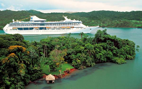 Royal Caribbean International-Panama Canal