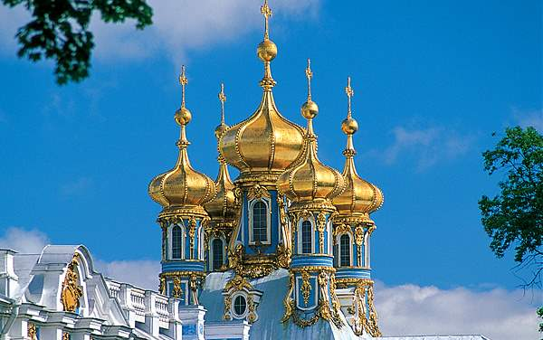 Uniworld River Cruises-Russia
