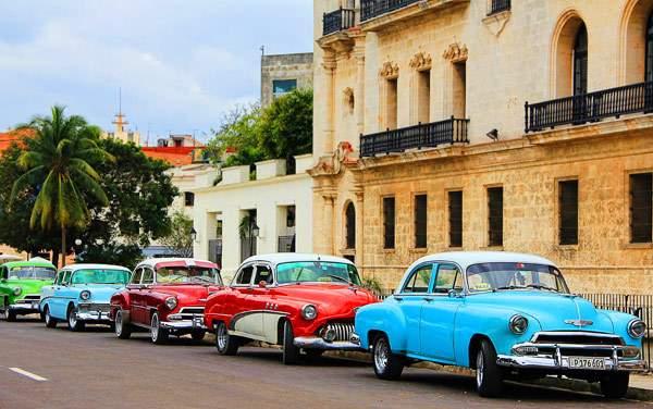 Carnival Cruise Line-Cuba