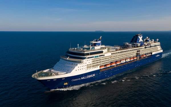 Celebrity Cruises-Repositioning